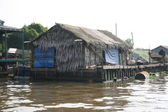 Poverty in Tonle Sap — Stock fotografie