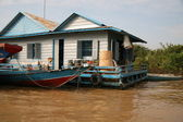 Poverty in Tonle Sap — Stock Photo