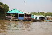 Poverty in Tonle Sap — Stock Photo