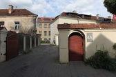 Casas viejas — Foto de Stock