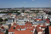View of old city of Riga — Foto Stock