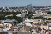 View of old city of Riga — Foto de Stock