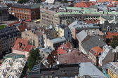View of old city of Riga — ストック写真