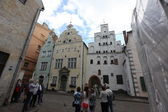 Buildings of Riga — Stock fotografie