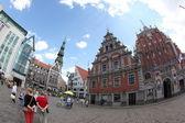 Center of Riga — Stock Photo