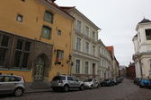 Street in Tallin — Stock Photo