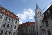 Buildings of Riga — Stockfoto