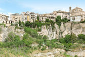 Cuenca town, Castilla-La Mancha, — Stock Photo