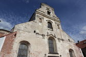 Igreja velha — Foto Stock