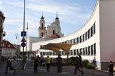Street of Vilnius — Foto Stock