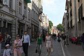 Street of Vilnius — ストック写真