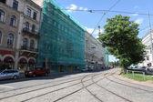 Rua de riga, letónia — Foto Stock