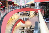 Shopping center in Vilnius — Stock Photo