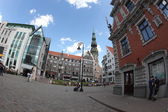 Old town of Riga, Latvia — Stock Photo