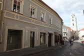 Old street in Vilnius — Stock Photo