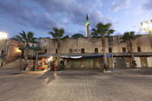 Acre old city — Stock Photo