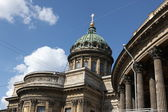 Kazan Cathedral, Saint Petersburg — Stock Photo