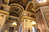 Interior of  Saint Isaac's Cathedral — Stock Photo