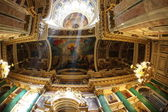 Interior of St. Isaac's Cathedral — Stock Photo