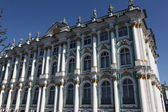 Hermitage (Winter palace) in Saint-Petersburg, — Stock Photo