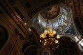Interior of St. Isaac's Cathedral — ストック写真