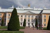 Palace in Peterhof — Stock Photo