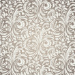 Royalty-Free Stock Vectorielle: Seamless pattern in brown color