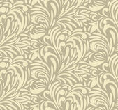 Seamless swirl pattern — Stockvector