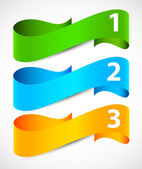 Set of banners — Stockvector