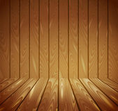 Wooden background — Stockvektor