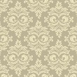 Abstract damask pattern — Vector de stock