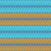 Vektorové bezešvé pletení vzor. — Stock vektor
