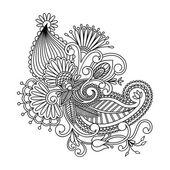 Ornament wektor. — Wektor stockowy