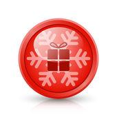 Vector button. — Stock Vector