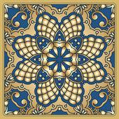 Vector ornamental background. — Stock Vector