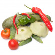 Foto Stock: Vegetables.