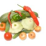 蔬菜 — 图库照片