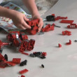 Stock Video: Meccano