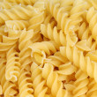 Yellow macaroni, vermicelli — Stock Photo