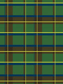 Realistic scottish fabric pattern — Stock Vector