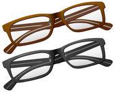 Reading glasses — Stock Vector