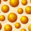 Royalty-Free Stock Vector Image: Basketball balls background