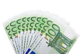 Thousand euro — Stockfoto