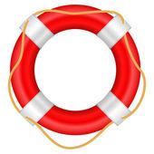 спасательный круг — Cтоковый вектор