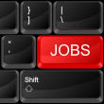 Computer button jobs — Stock Vector #6184984
