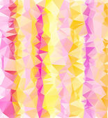 Modern abstract triangles background — Cтоковый вектор