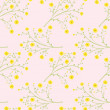 Seamless floral pattern — Stock Photo #2145387