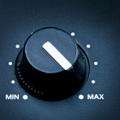 Volume Knob — Stock Photo
