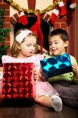 God jul — Stockfoto