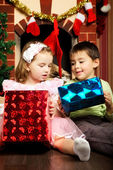 圣诞节快乐 — 图库照片